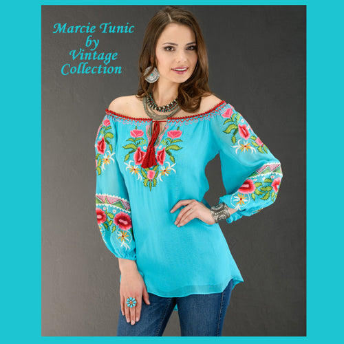 Vintage Collection Marcie Tunic