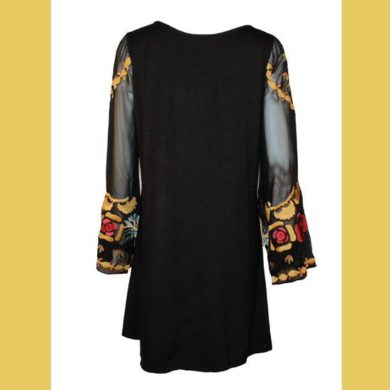 Vintage Collection Solid Gold Tunic