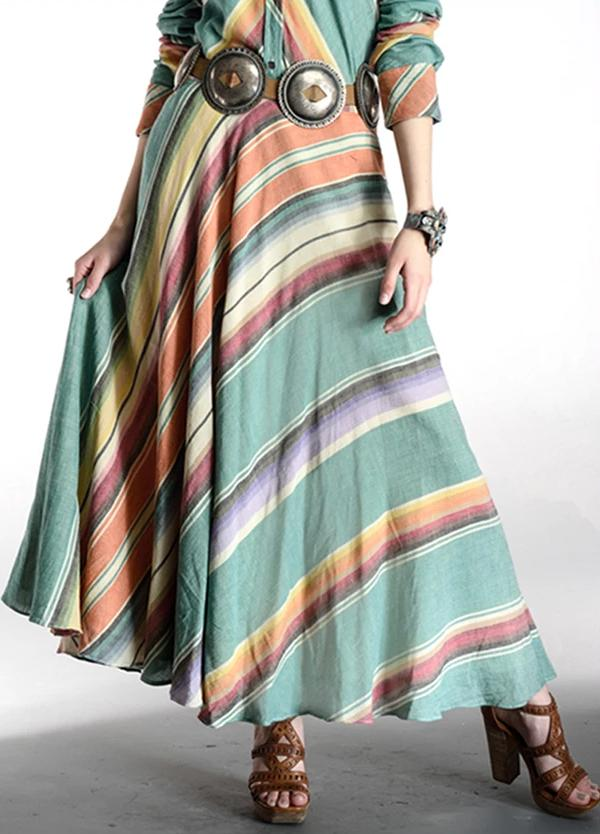 VINTAGE COLLECTION ST TROPEZ LONG SKIRT on SALE