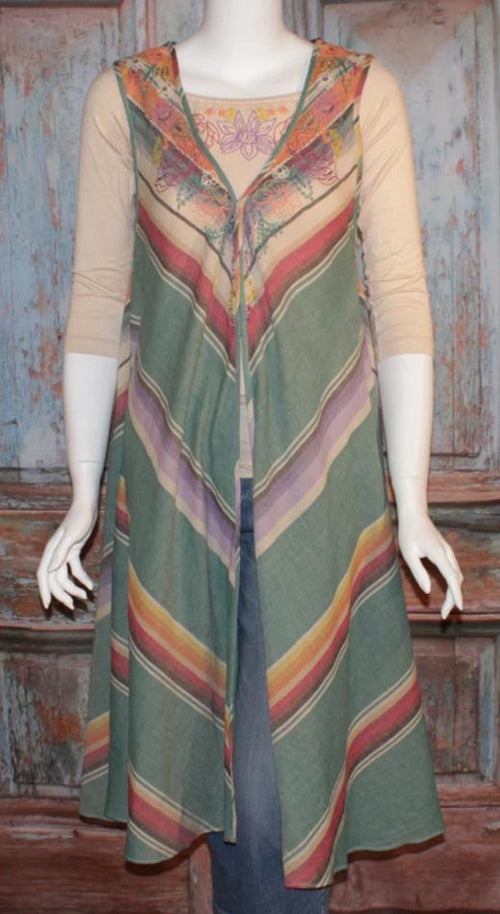 VINTAGE COLLECTION ST TROPEZ VEST on SALE