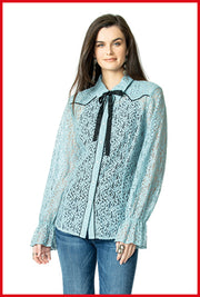 Double D Ranchwear Starlight Lil' Bit Country Top