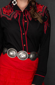 Vintage Collection Tanya Western Shirt