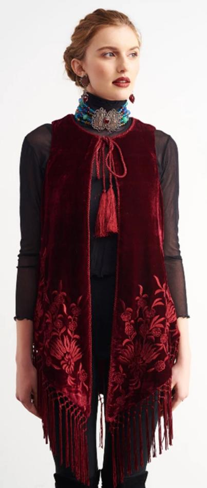 Roja Collection Tara Vest