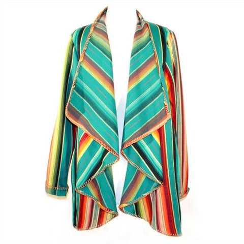 TASHA POLIZZI POW WOW JACKET on SALE