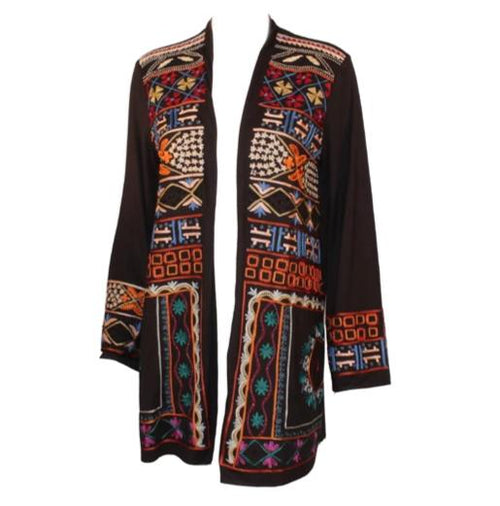Vintage Collection Tribal Jacket