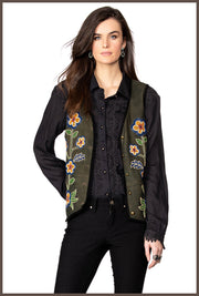 Double D Ranchwear North Platte Vest