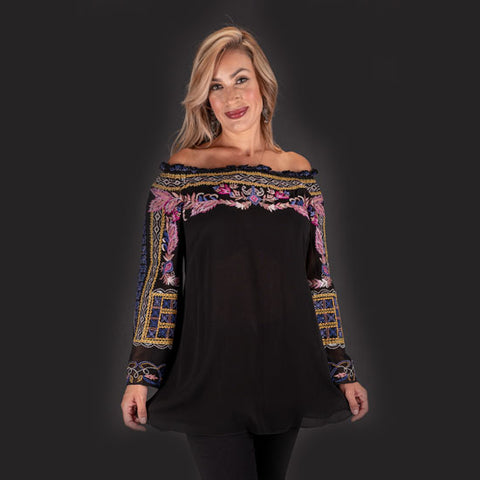 Vintage Collection Waylon Tunic