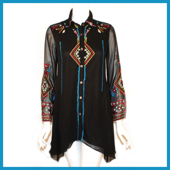 Vintage Collection Village Tunic  Fall 2017