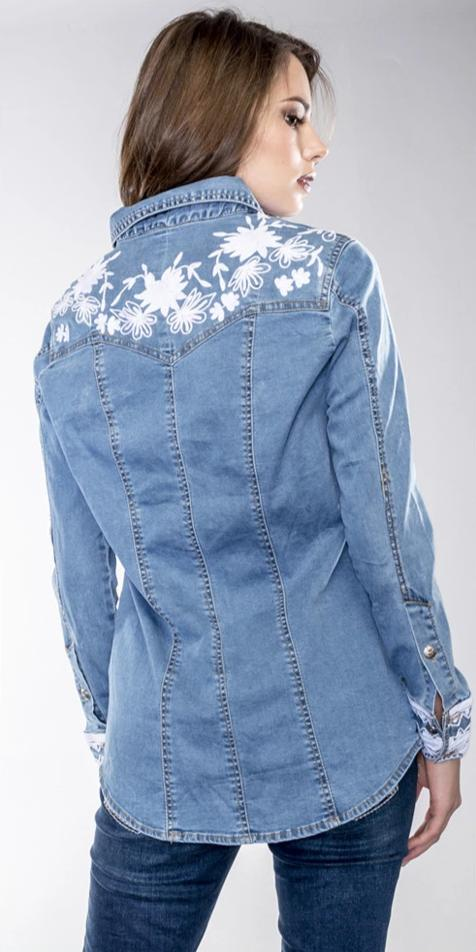 VINTAGE COLLECTION ICING WESTERN SHIRT on SALE