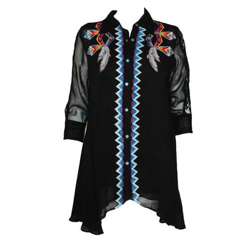 Vintage Collection Inca Tunic Spring 2018
