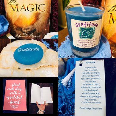The Magic Kit - A 28 Day Gratitude Practice