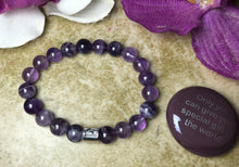 Higher-Self Power Bracelet - Amethyst