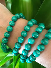 Malachite Power & Protection Bracelet