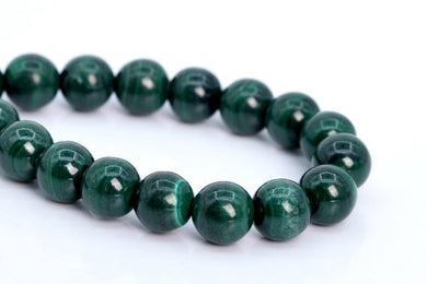 AAA grade Malachite bracelet with Blessing