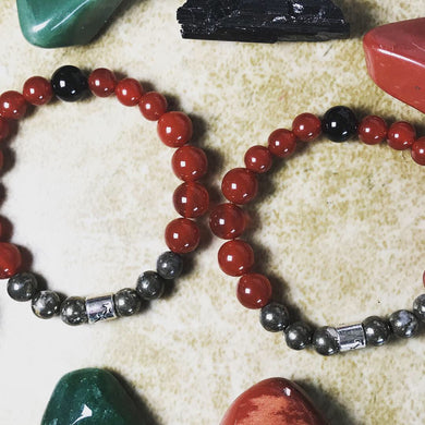 Men's Power & Healing Bracelet