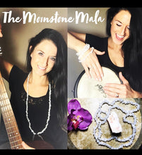 """Luna"" - The Moonstone Mala®"
