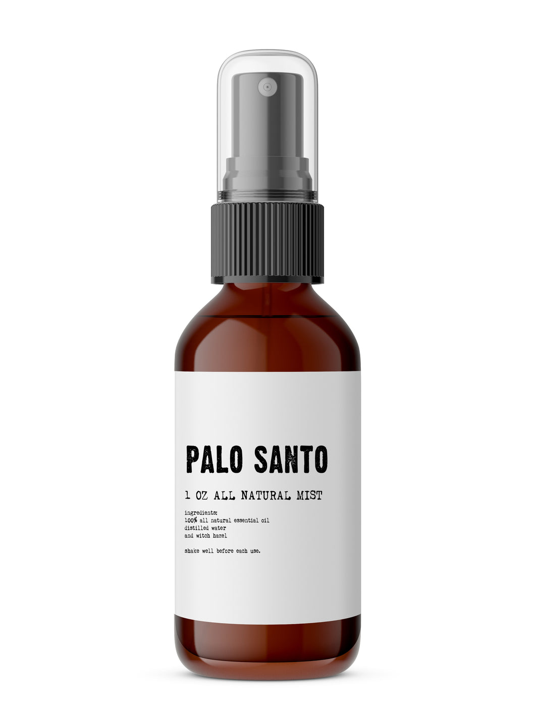 Palo Santo - Meditation & Luxury Body Mist - Made with All Natural Ingredients