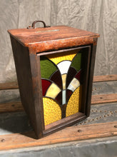 Stained Glass Lightbox - G