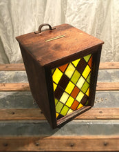 Stained Glass Lightbox - A