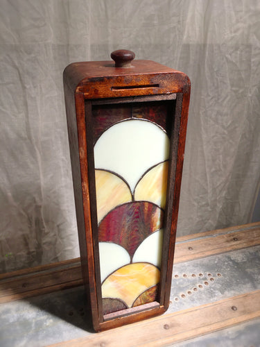 Stained Glass Lightbox - N