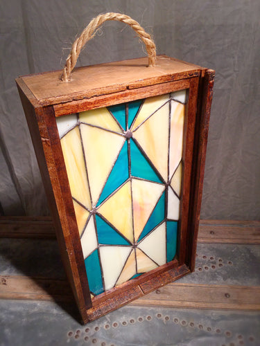 Stained Glass Lightbox - L