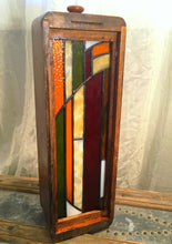 Stained Glass Lightbox - H