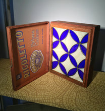 Stained Glass Lightbox - F