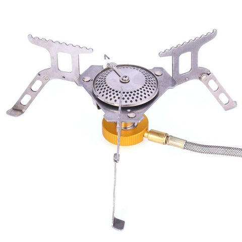 Portable Outdoor Folding Gas Stove - Cach Best