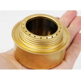 Portable Copper Alcohol Stove for Outdoor Camping - Cach Best