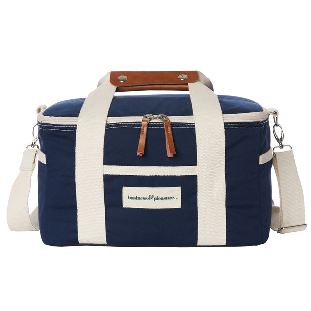 The Premium Cooler Bag - Boathouse Navy - Business & Pleasure Co