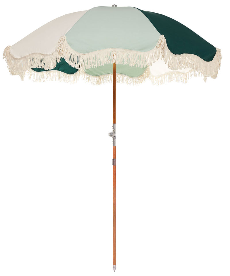 The Premium Beach Umbrella - 70's Santorini