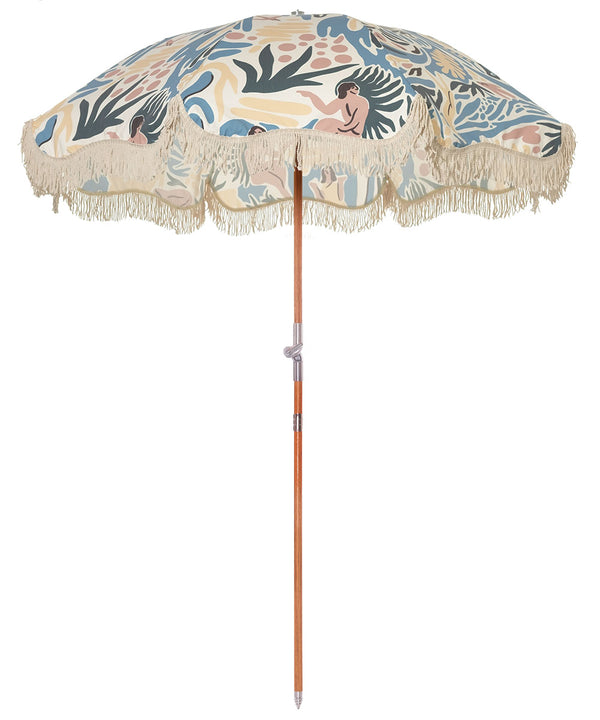 The Premium Beach Umbrella - Slowdown Studio