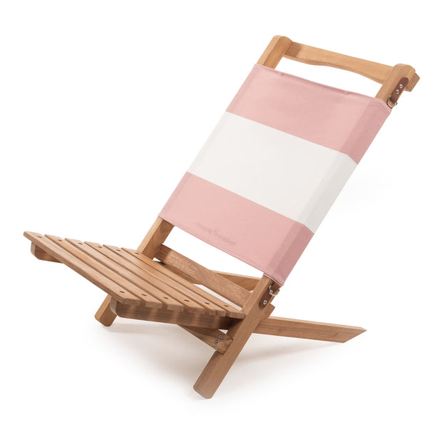 The 2-Piece Chair - Pink Stripe - Business & Pleasure Co