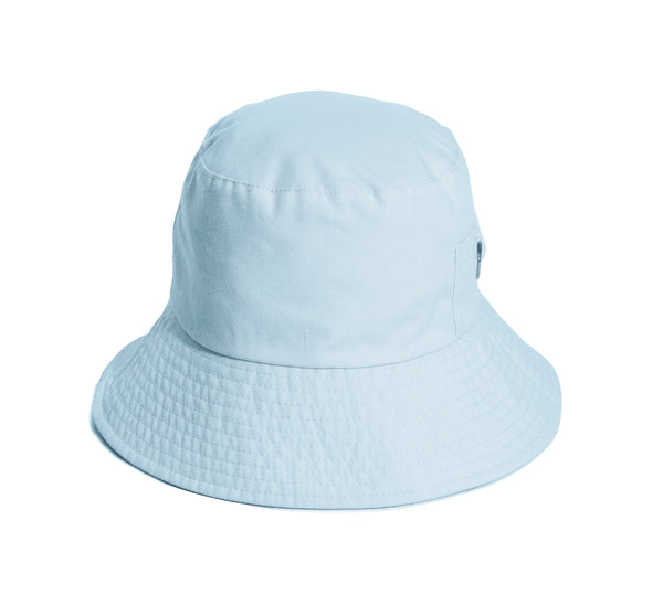 THE BUCKET HAT - Blue Chinoiserie