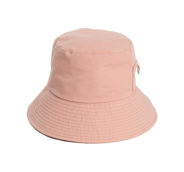 THE BUCKET HAT - DUSTY PINK