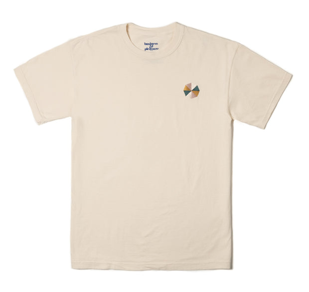 The Cinque Tee - Antique White - Business & Pleasure Co
