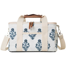The Premium Cooler Bag - OKL Indian Block Print