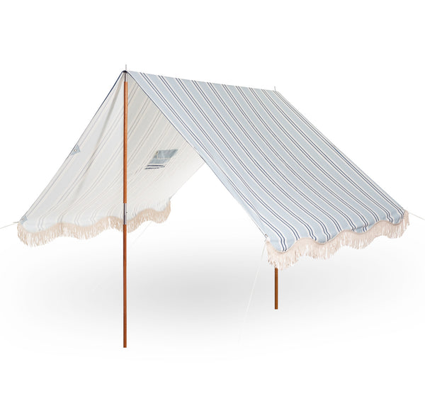 The Premium Beach Tent - OKL Beach Stripe