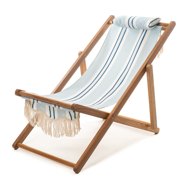 The Sling Chair - OKL Beach Stripe