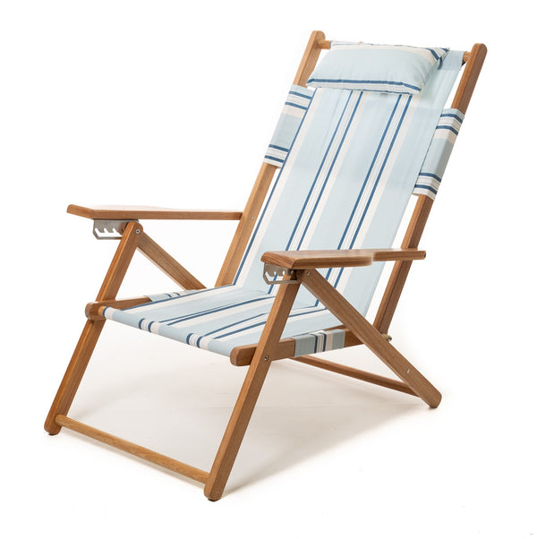 The Tommy Chair - OKL Beach Stripe