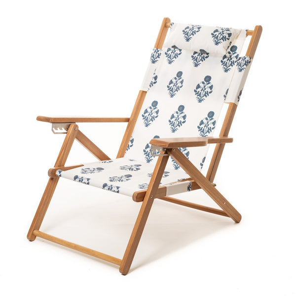 The Tommy Chair - OKL Indian Block Print