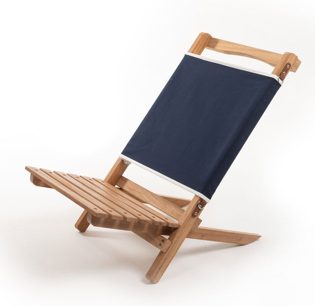 The 2-Piece Chair - Boathouse Navy