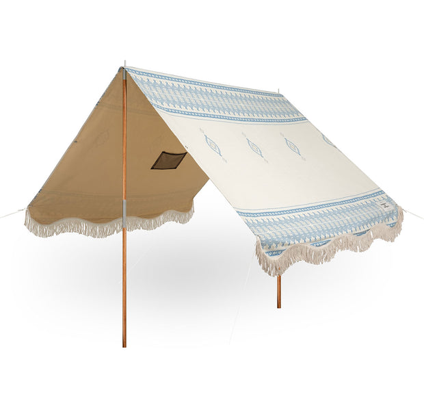 Temple White Premium Beach Tent - Business & Pleasure Co