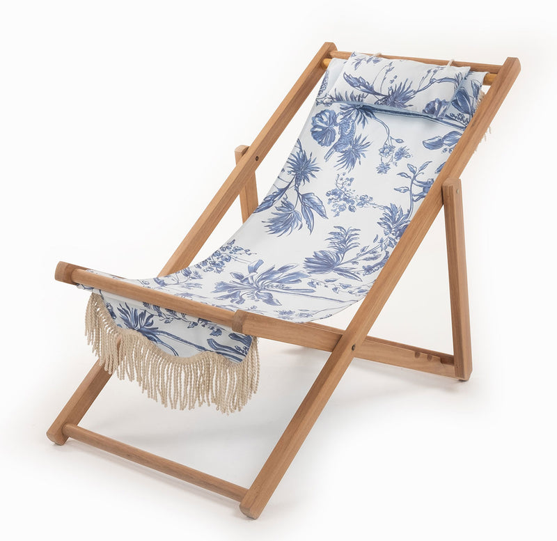 The Sling Chair - Chinoiserie - Business & Pleasure Co