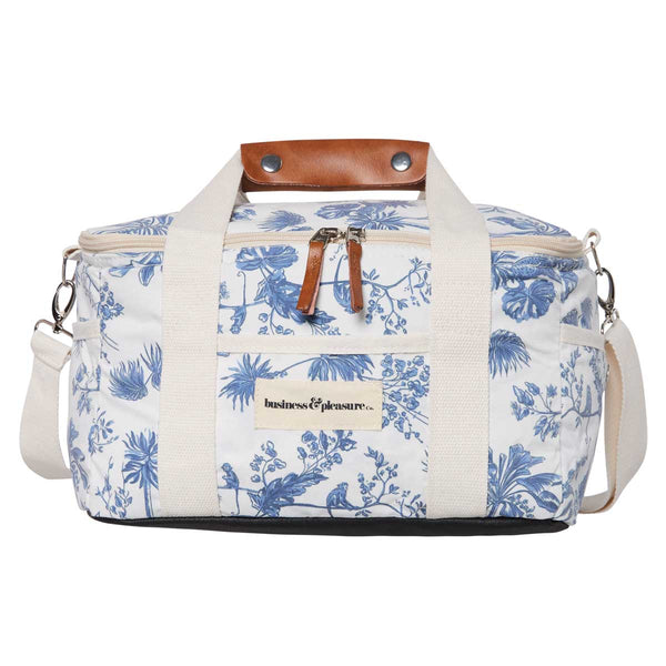 The Premium Cooler Bag - Chinoiserie