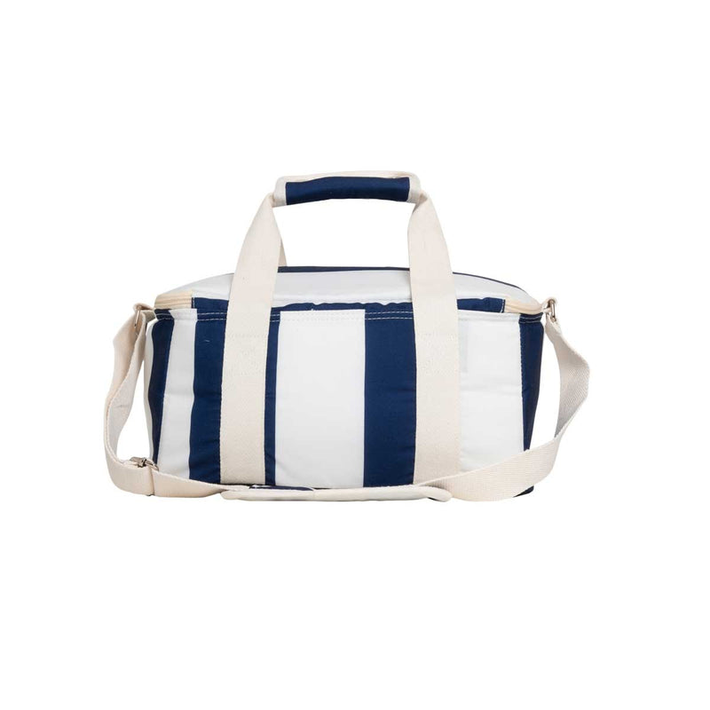HOLIDAY COOLER BAG - CREW NAVY STRIPE