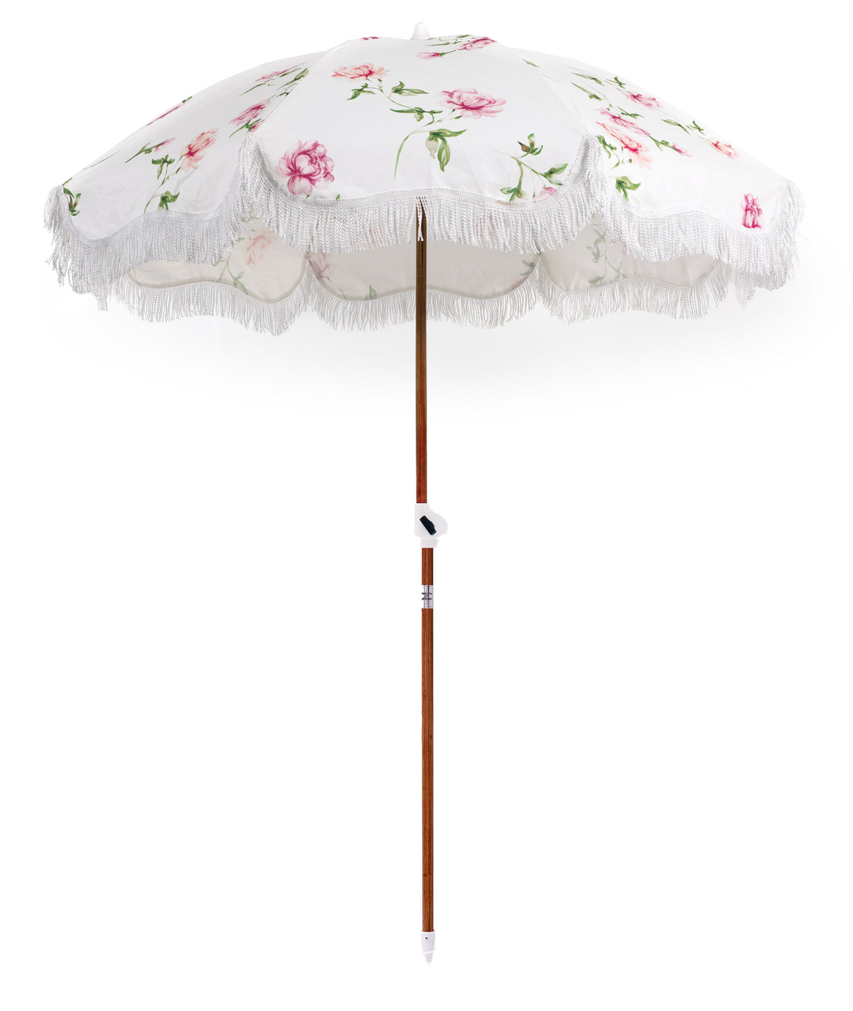 SCF English Rose Beach Umbrella - Business & Pleasure Co
