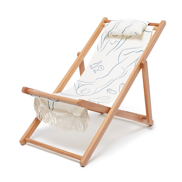 The Sling Chair - Le Basque - Business & Pleasure Co