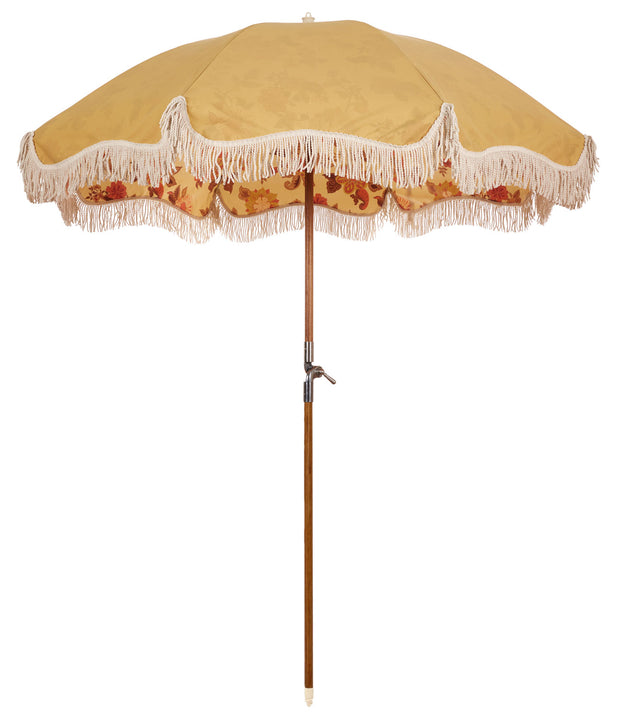The Premium Beach Umbrella - Paisley Bay - Business & Pleasure Co