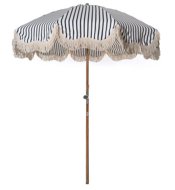 The Patio Umbrella - Lido Stripe Vertical